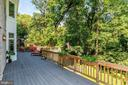 Expansive Rear Deck - 4055 40TH ST N, ARLINGTON