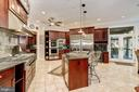 Professional Eat-In Kitchen - 4055 40TH ST N, ARLINGTON