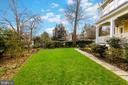 Side yard - 3301 HIGHLAND PL NW, WASHINGTON