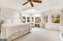 Master bedroom - 3301 HIGHLAND PL NW, WASHINGTON