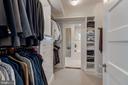 Master suite dressing rom - 3301 HIGHLAND PL NW, WASHINGTON