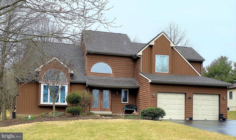 Single Family Homes για την Πώληση στο 202 OXFORD Lane Exton, Πενσιλβανια 19341 Ηνωμένες Πολιτείες