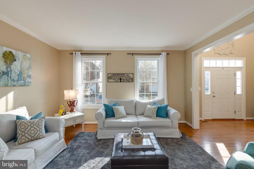 Living room - 41528 WARE CT, ALDIE