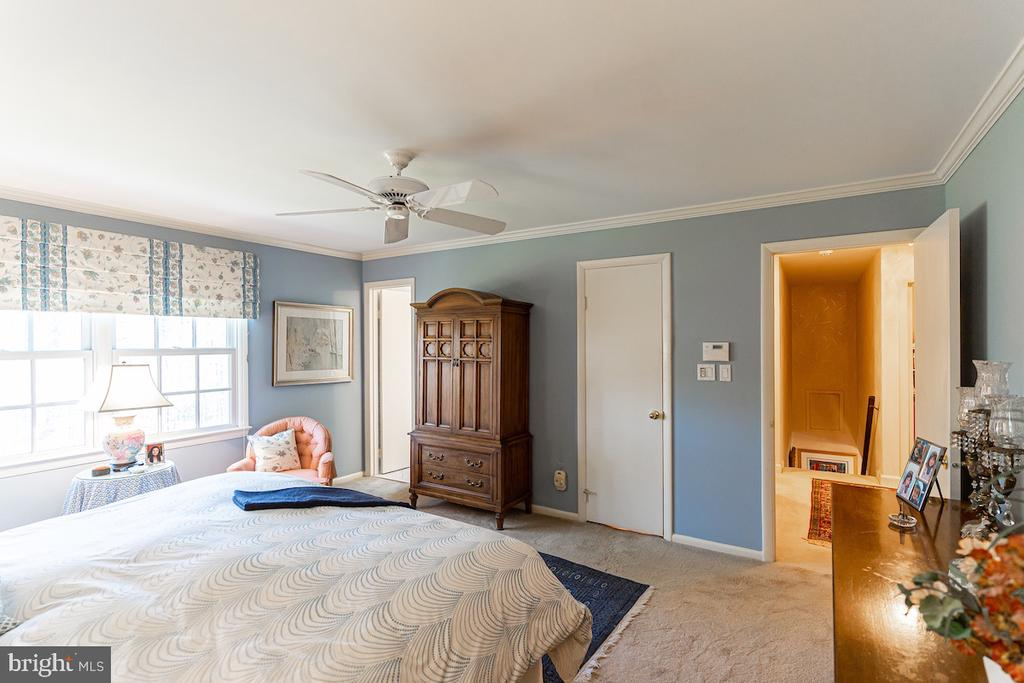 Master Bedroom. - 11905 VIEWCREST TER, SILVER SPRING