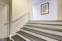 Dramatic entrance to #213 - 1745 N ST NW #213, WASHINGTON