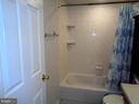 3d Full Bath has Shower over Tub - 12509 HAWKS NEST LN, GERMANTOWN