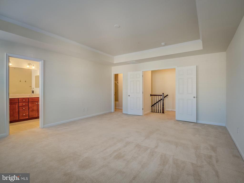 Master Bedroom - 43370 TOWN GATE SQ, CHANTILLY
