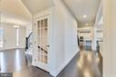 French door to finished basement - 41178 CHATHAM GREEN CIR, ALDIE