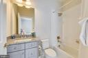 Private bath for princess suite - 41178 CHATHAM GREEN CIR, ALDIE