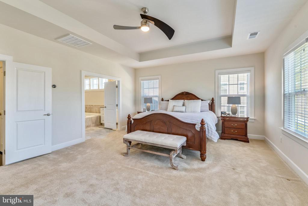Huge master suite! - 41178 CHATHAM GREEN CIR, ALDIE