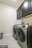 Upper level laundry room - 41178 CHATHAM GREEN CIR, ALDIE
