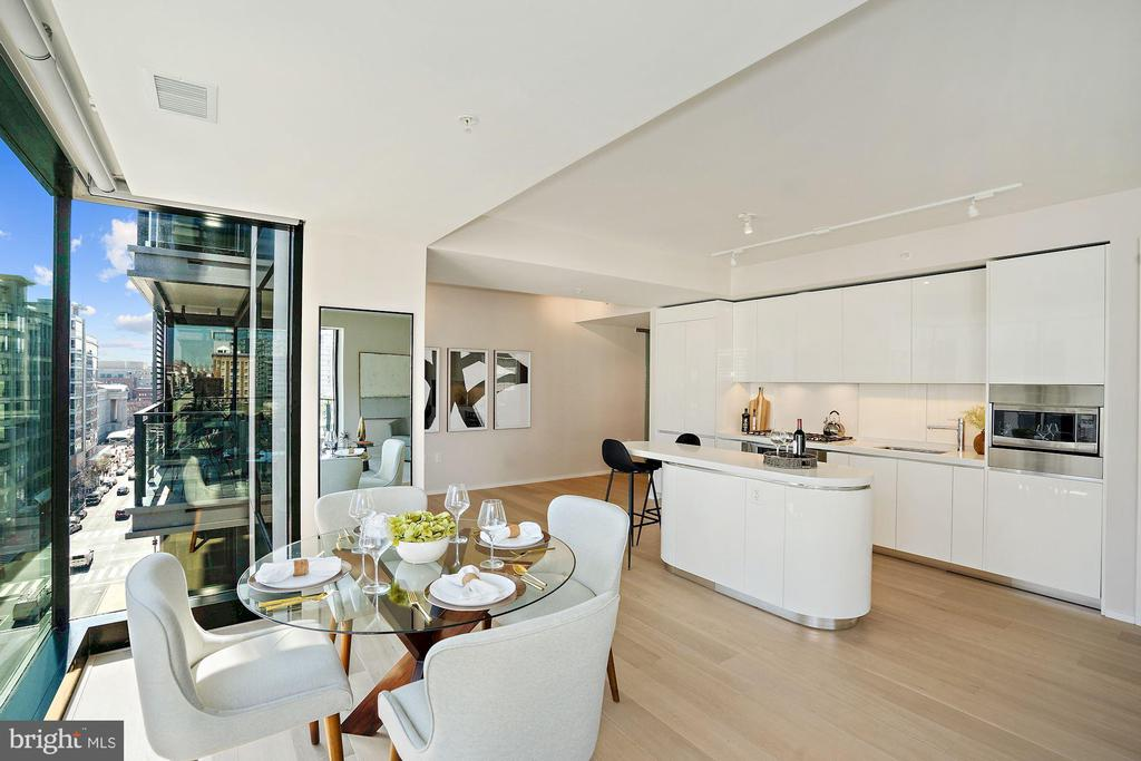 Molteni/Dada Custom Designed Cabinetry - 920 I ST NW #811, WASHINGTON