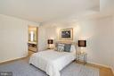 Large master. Plenty of room for a King Bed. - 920 I ST NW #811, WASHINGTON