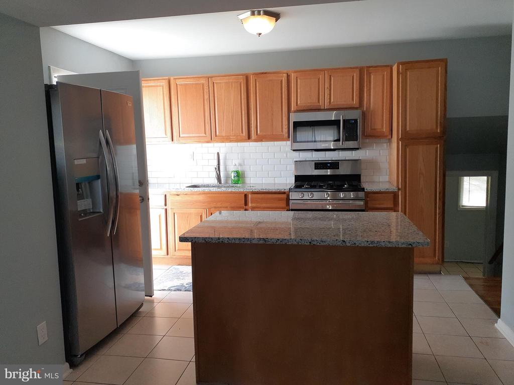 Newly Upgraded Kitchen - 6809 VALLEY PARK RD, CAPITOL HEIGHTS