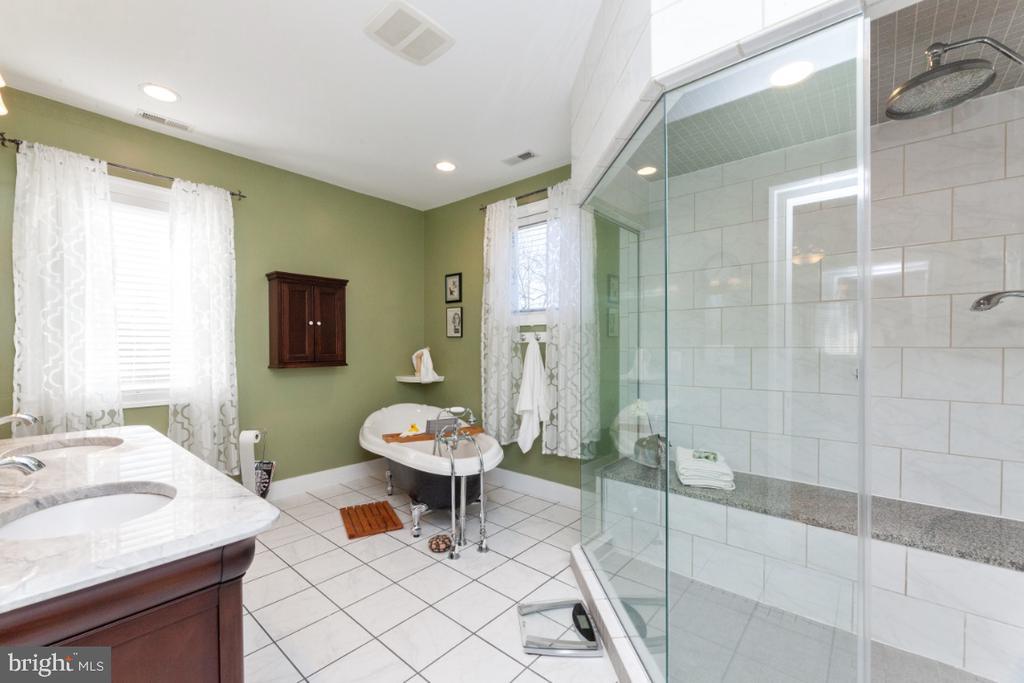 Master bath - 3006 N TUCKAHOE ST, ARLINGTON