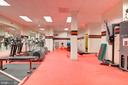 Gym - 5500 FRIENDSHIP BLVD #2421N, CHEVY CHASE