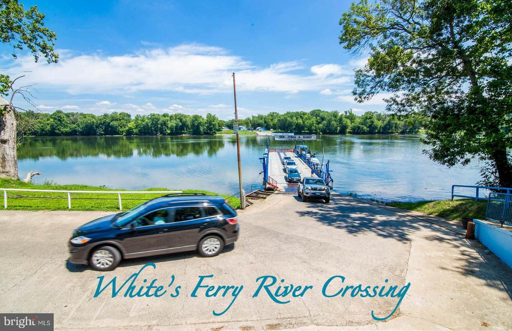 Right outside community - Potomac River Crossing - 16357 LIMESTONE CT, LEESBURG