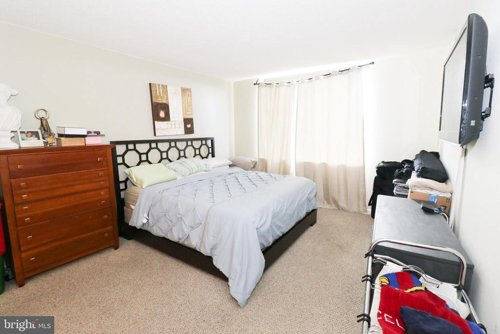 Master Bedroom - 3709 S GEORGE MASON DR #210, FALLS CHURCH