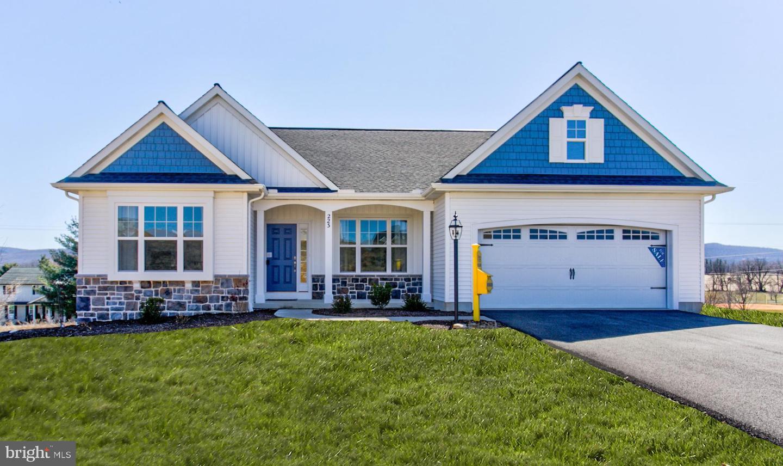 Single Family Homes για την Πώληση στο Boiling Springs, Πενσιλβανια 17007 Ηνωμένες Πολιτείες