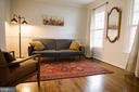 Cozy Living Room or Office - 17281 PICKWICK DR, PURCELLVILLE