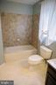 Master Bath w/ Tub and Shower - 17281 PICKWICK DR, PURCELLVILLE