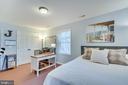 Bedroom 4 - 167 BROOKE RD, FREDERICKSBURG