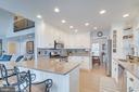 Tall Ceilings & Recessed Lighting - 167 BROOKE RD, FREDERICKSBURG
