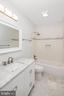 Beautiful tile work throughout - 2509 N CAPITOL ST NE, WASHINGTON