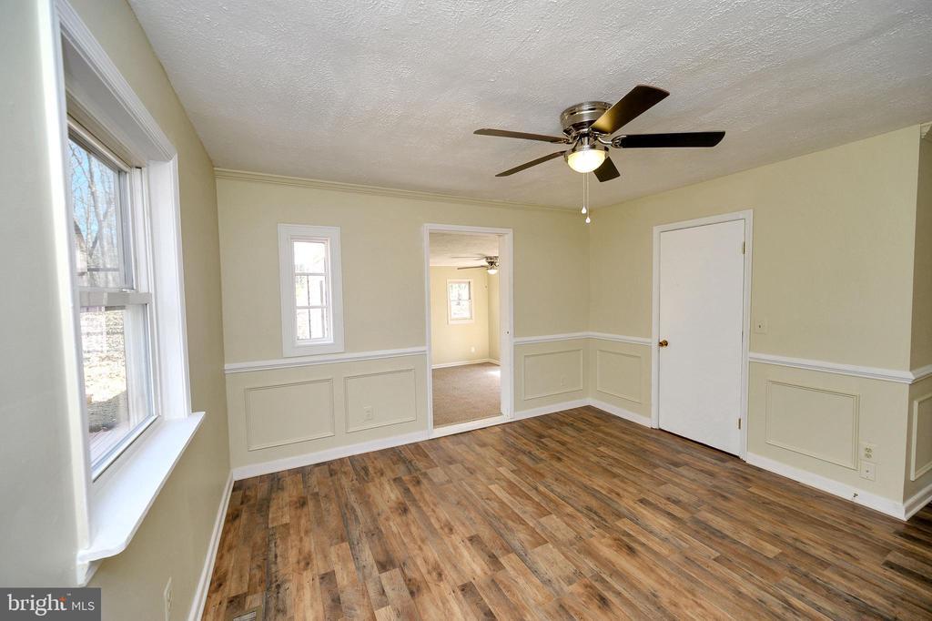 Light filled master bedroom. - 7324 EMBREY DR, LOCUST GROVE