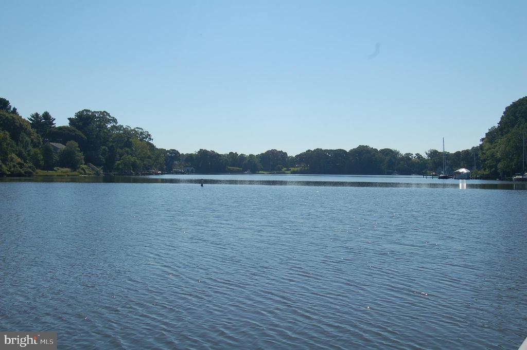 View of Mill Creek - 1643 ORCHARD BEACH RD, ANNAPOLIS