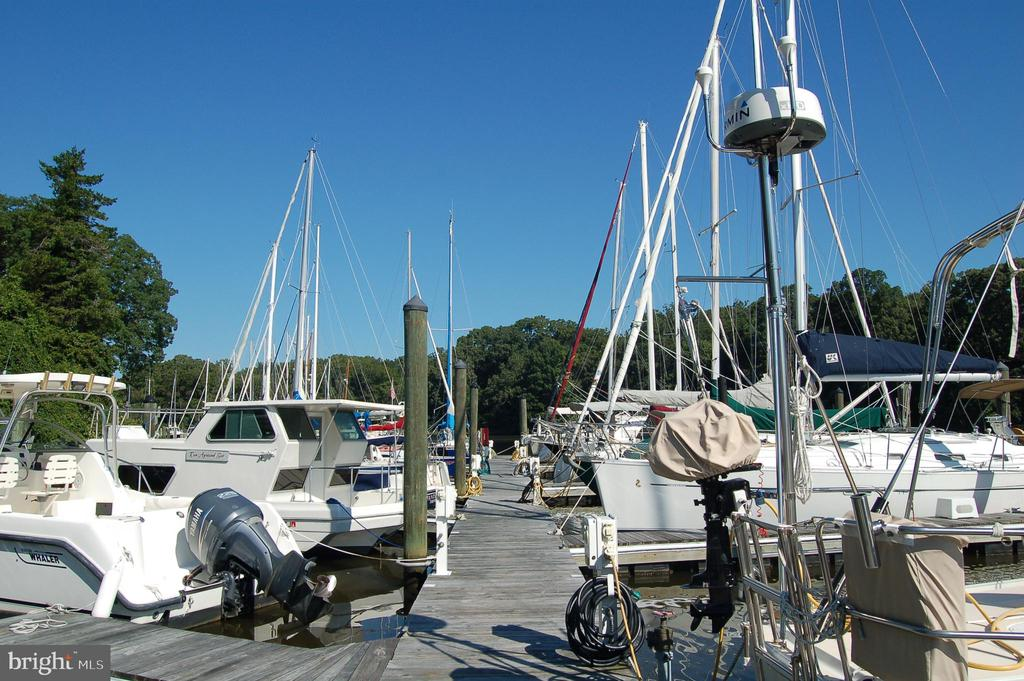 Floating Dock - 1643 ORCHARD BEACH RD, ANNAPOLIS