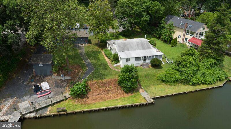 Existing House sold as is - 1643 ORCHARD BEACH RD, ANNAPOLIS