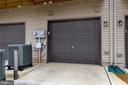Prive Driveway and Oversized One-Car Garage - 20495 MILBRIDGE TER, ASHBURN