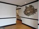Main level unit living room - 1803 2ND ST NW, WASHINGTON