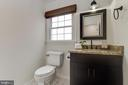 Powder Room - 8511 CATHEDRAL FOREST DR, FAIRFAX STATION