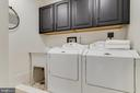 Upper Level Laundry - 8511 CATHEDRAL FOREST DR, FAIRFAX STATION
