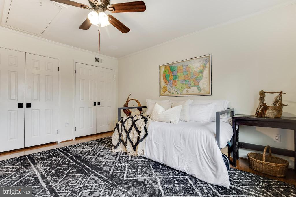 4th Bedroom - 8511 CATHEDRAL FOREST DR, FAIRFAX STATION