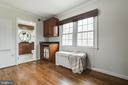 Upper Level Master Suite Dressing Room - 8511 CATHEDRAL FOREST DR, FAIRFAX STATION