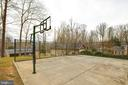 Basketball Court - 8511 CATHEDRAL FOREST DR, FAIRFAX STATION