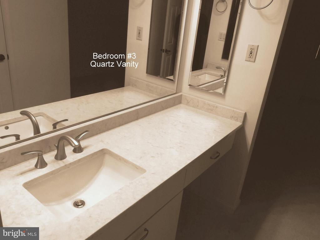 2nd Bedroom Vanity - 3801 CANTERBURY RD #514, BALTIMORE