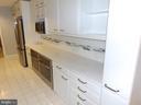 Kitchen - 3801 CANTERBURY RD #514, BALTIMORE