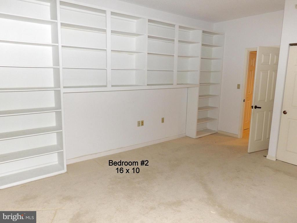 3rd Bedroom - 3801 CANTERBURY RD #514, BALTIMORE