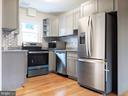 Kitchen with new appliances - 2503 2ND RD N, ARLINGTON