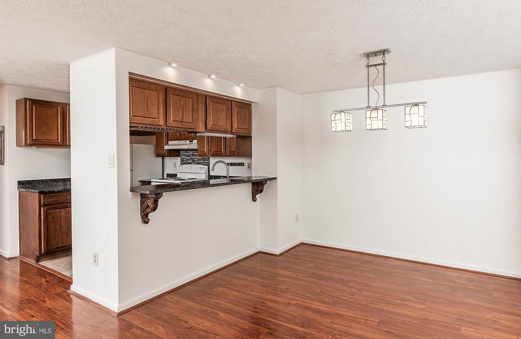 Dining area - 12209 ST PETER CT #G, GERMANTOWN