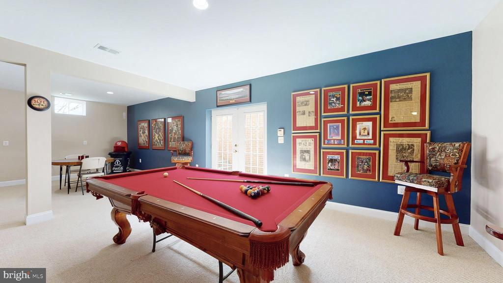 Game Room - 1125 CLINCH RD, HERNDON