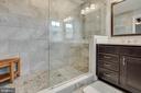 Stunning Shower - 18 BASKET CT, STAFFORD