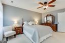 Master Bedroom - 18 BASKET CT, STAFFORD