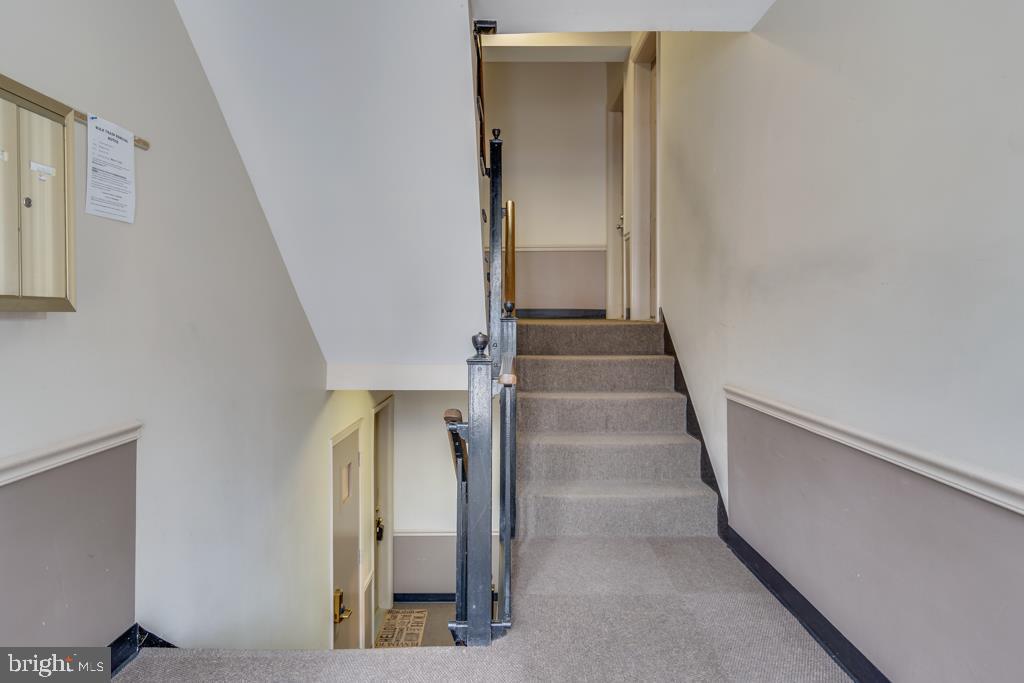Interior Access - 1909 N RHODES ST #21, ARLINGTON