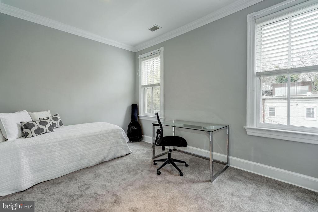 Bedroom #2 - 3315 O ST NW, WASHINGTON