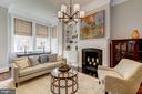 Living Room - 3315 O ST NW, WASHINGTON